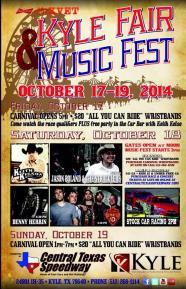 Kyle Fair & Music Fest
