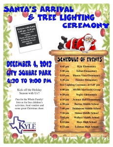 City of Kyle Holiday