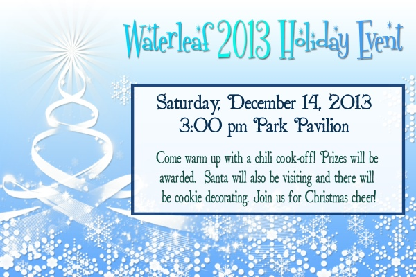 WLF Holiday Party