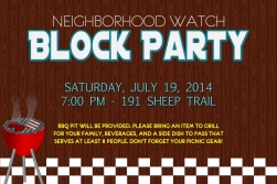 JulyBlockParty