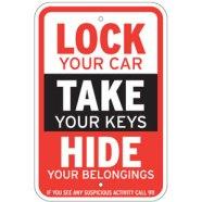 Lock, Take, Hide