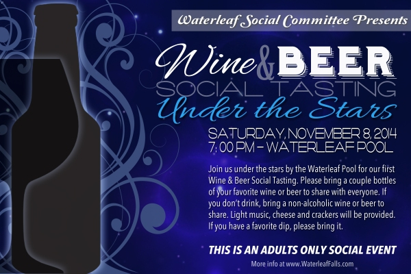 Wine Beer Social Tasting