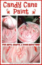 Candy Cane Paint