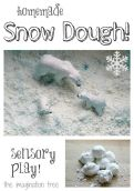 Snow Dough